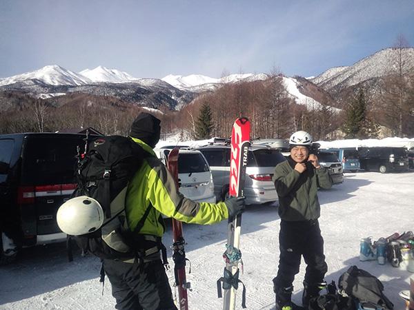 乗鞍 スキー場