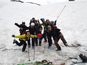 乗鞍 BC スキー スノボ 06
