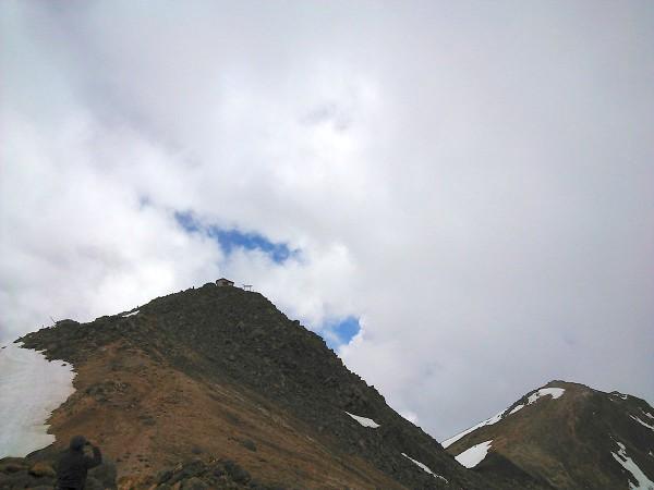 乗鞍 BC スキー スノボ 04