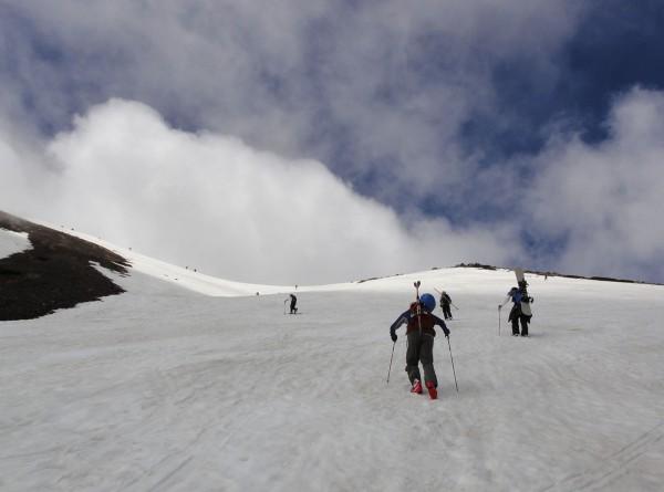乗鞍 BC スキー スノボ 01